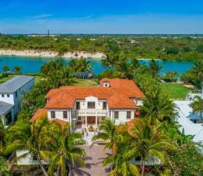 Jupiter Island Mansions