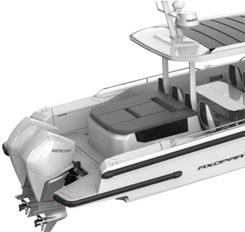 Boat Back Section